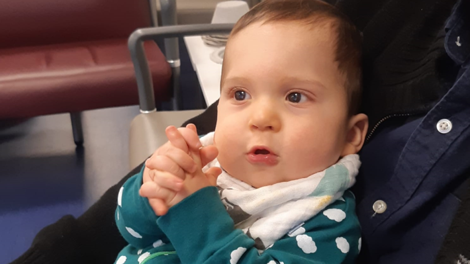 Max affected by measles outbreak