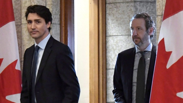 Gerald Butts resigns