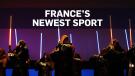 France recognizes lightsaber combat as a sport