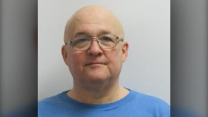 Denis Begin, 58, is shown in this undated handout photo. (Correctional Service Canada / Twitter)