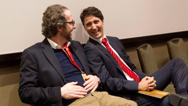Trudeau, Butts