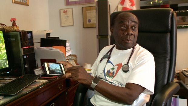 Ottawa doctor returns from Haiti, lucky to be alive he says