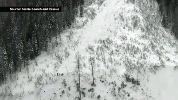 Source: Fernie Search and Rescue