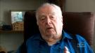Saskatoon man, 91, makes socks for the homeless