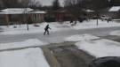 Kitchener street skate