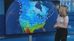 artic highs to region