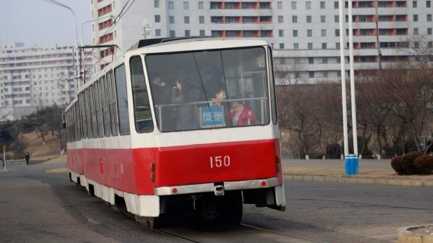 North Korea upgrading its capital's transit with new subway cars, streetcars
