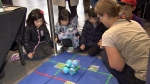 Kids show off skills at Science World