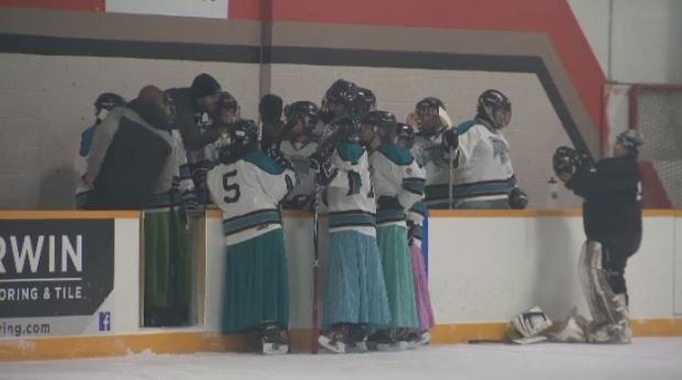 Hutterite hockey