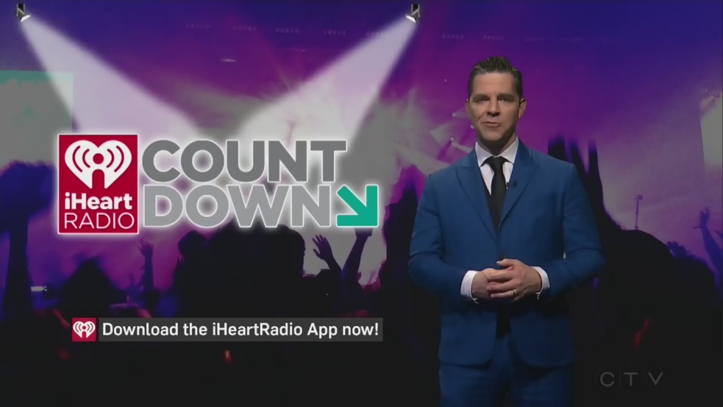 The iHeart Radio Countdown with Jeremy Dodge | CTV News