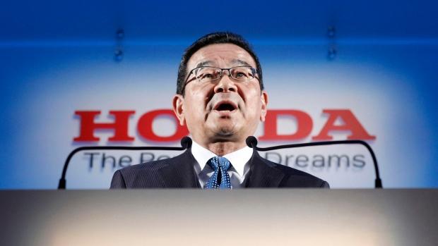 Honda Takahiro Hachigo