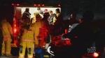 Injured hiker rescued near Cape Split