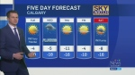 Potential for evening flurries, Kevin has details