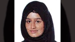 This undated photo issued by the Metropolitan Police shows Shamima Begum. (Metropolitan Police via AP)