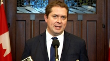 Andrew Scheer: 'Canadians deserve answers'