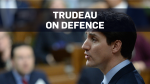 Trudeau responds to SNC-Lavalin allegations