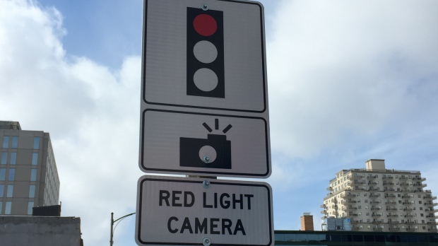 Red Light Cameras Coming To Windsor Intersections Ctv News