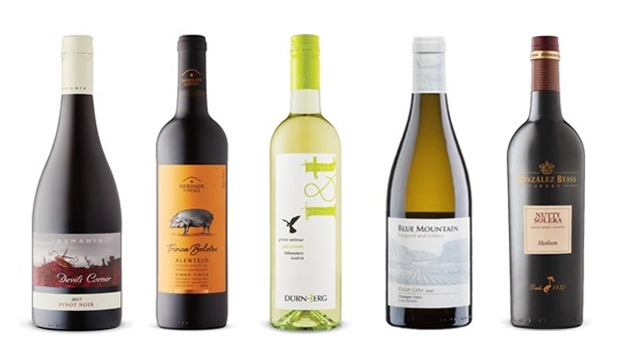 Wines of the Week - February 18, 2019