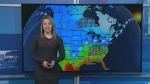 web forecast Feb. 19