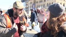 CTV News: Controversial protest in Ottawa