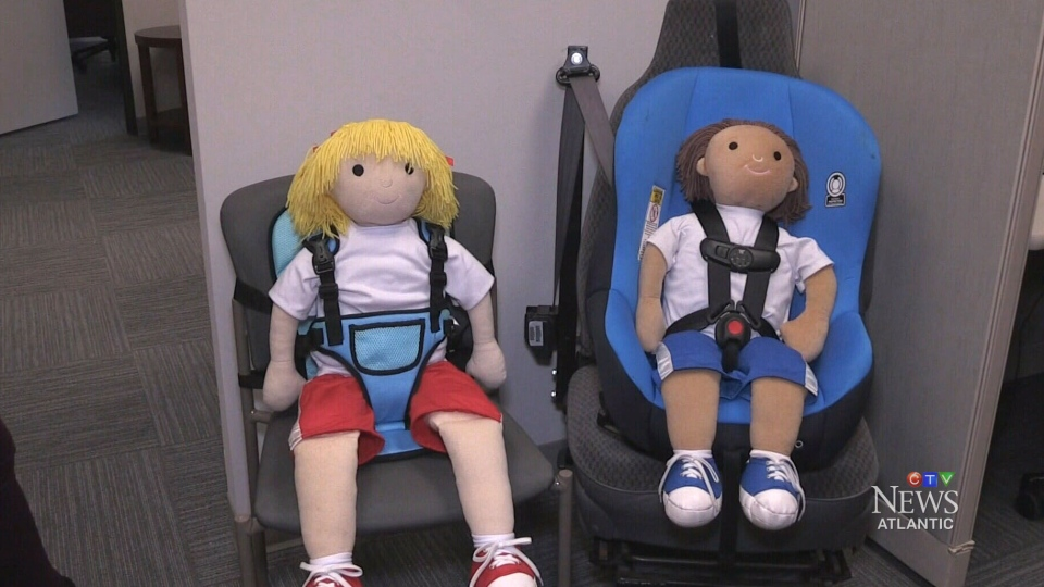 A child safety expert is raising concerns over a cheap car seat that was sold through a third party on Walmart's online store.