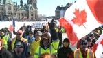 Pro-pipeline rally rolls into Ottawa