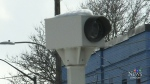 Red-light cameras appear to reduce collisions