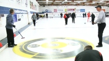 Annual CTV Northern Masters curling gets underway