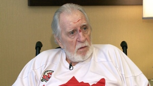 Former Leafs great on life after hockey