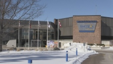 The County of Simcoe is seen here on Tues, Feb. 19, 2019 (CTV News/Aileen Doyle)