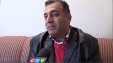 """""""Everybody's sad and I am so sorry for Ebraheim and the family,"""" said family friend Ziad Alhasso"""