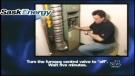 SaskEnergy cutting pilot light service