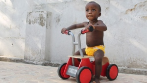 Canadian and child stuck in Haiti amid protests