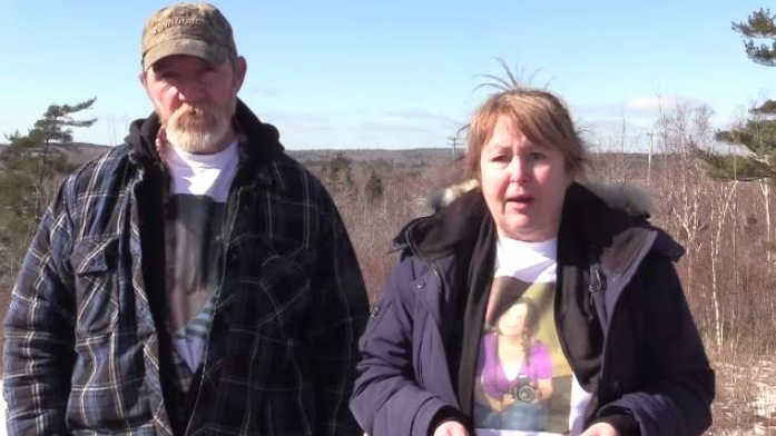 John Fraser and Kim Murphy has has now vowed to launch a petition to convince the Nova Scotia Criminal Code Review Board to reverse the decision to let Richard MacNeil return to Cape Breton.