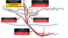 turcot closures feb. 22