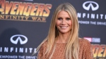 "FILE - In this April 23, 2018 file photo, Gwyneth Paltrow arrives at the world premiere of ""Avengers: Infinity War"" in Los Angeles. (Photo by Jordan Strauss/Invision/AP, File)"