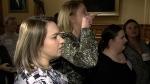 Parents speak on autism funding