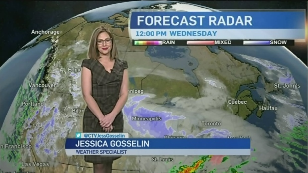 CTV Northern Ontario's Jessica Gosselin has your 7-day weather forecast.