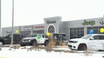 Grove Dodge Chrysler Jeep dealership in Spruce Grove.