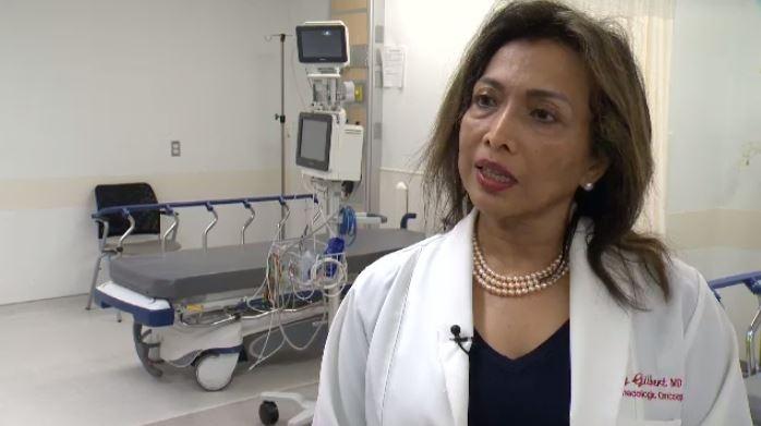 Dr. Lucy Gilbert