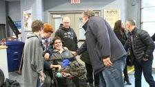 CTV Windsor: Keeghan's wheels