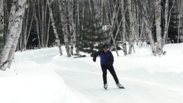 New Skate Path Opens At Sudbury S Kivi Park Ctv News