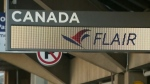 Flair Air cancels routes out of 'Peg