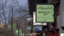 The Chocolate Mousse on Robson Street is shutting down after three decades due to a rise in property taxes.