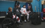 Team Canada national sledge hockey