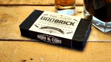 Bro bricks: Entrepreneur creates 'man soap'