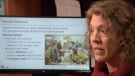 UBC pediatric professor Julie Bettinger talks to CTV Vancouver.