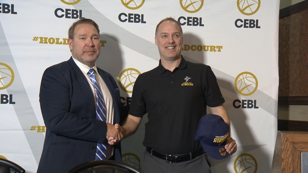 Edmonton Stingers head coach and GM stepping down to focus on Golden Bears