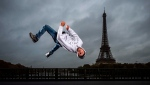 Breakdancing is one of four sports proposed for inclusion at the 2024 Olympics Games in Paris. (AFP)
