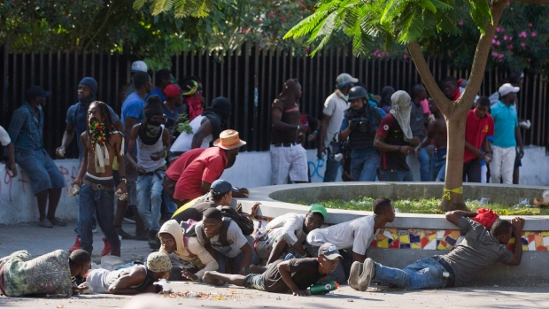 Armed Americans arrested in Haiti face no USA charges